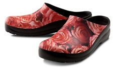bf51c643696b48 Alpro Jolly Picture Clog Kunststoff-clogs Rose PU