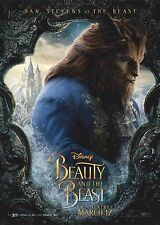 Beauty and the Beast Posters Option 15 - A3 & A4