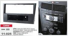 CARAV 11-025 1Din Kit de instalación de radio OPEL Astra H,  Corsa D, Zafira B