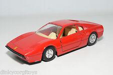 BBURAGO BURAGO FERRARI  308 GTB 308GTB RED EXCELLENT CONDITION