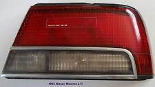 1992 Nissan Maxima SE Tail Light Assembly (R-H Passenger Side)  # Chikoh T322