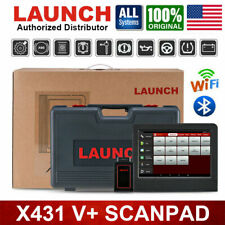 LAUNCH X431 Automotive OBD2 Scanner All System Diagnostic Tablet Scan Tool TPMS