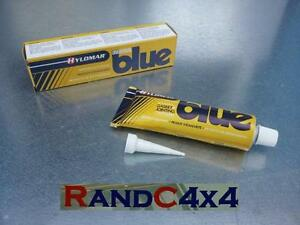 RTC3347 Hylomar Universal Blue 100G Tube Instant Gasket Sealer Sealant
