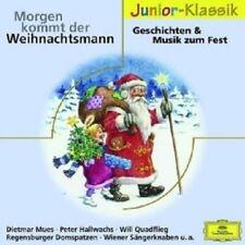 D./+ WIENER SÄNGERKNABEN/MUES - MORGEN KOMMT DER WEIHNACHTSMANN  CD NEU