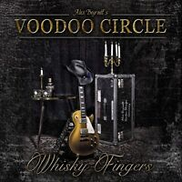 VOODOO CIRCLE - WHISKY FINGERS (FANBOX)  CD NEW