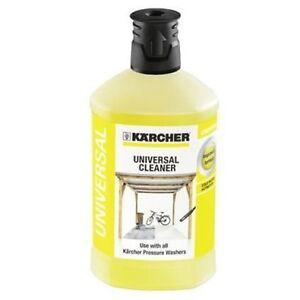 2L Genuine KARCHER Quality Universal Cleaner Concentrate Suit All Karcher Models