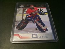2001/02 Upper Deck Series 1 Patrick Roy Young Gun Card