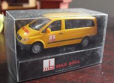 Herpa HO 1/87 Mercedez Benz Vito Bus Max Bogl Promo NIP