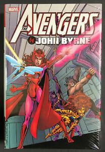 AVENGERS BY JOHN BYRNE OMNIBUS HC Hardcover FACTORY SEALED  Marvel