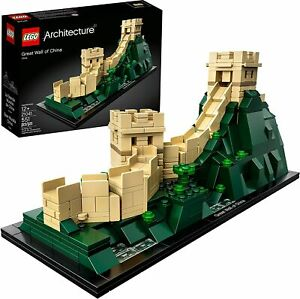 LEGO 21041 Architecture Great Wall of China New & Sealed Retired FREE POST