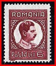 ROMANIA 1932 KING CAROL II SC#411 MLH CV$22.50 one of KEYS in SET MILITARY (D01)