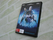 LOOPER - BRUCE WILLIS - REGION 4 PAL DVD