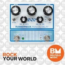 Digitech DOD Rubberneck Analogue Delay Guitar Effects FX Pedal - Brand New