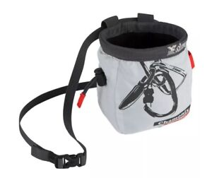 Simond Climbing chalk bag, Printed with belt