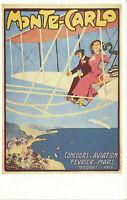 PC09349 Monte Carlo. Concours a Aviation Fevrier et Mars. Dalkeith. No P265