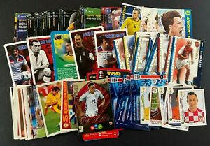 Job Lot of Football Cards and Stickers - 100 Cards