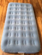 Aerobed Single Airbed with Powered Pump