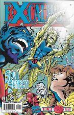 Excalibur Comic Issue 104 Modern Issue First Print John Arcadi James Felder 1996