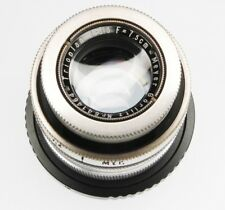 Meyer Gorlitz 75mm f3.5 Trioplan Nikon SLR mount  #641464
