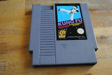 Jeu KUNG FU pour Nintendo NES