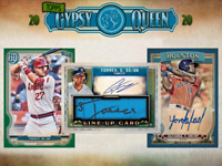 2020 Topps Gypsy Queen Base Veterans and Rookies 1-300 Pick Your Player