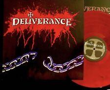 DELIVERANCE - Same (LIM.RED VINYL*REMASTERED REREL.*US THRASH '89*AGENT STEEL)