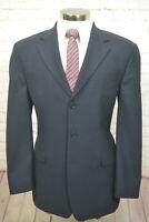 Brooks Brothers 346 Mens Navy Blue Wool STRETCH Blazer Sport Coat Jacket 42R