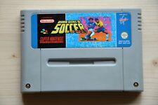 SNES - Dino Dini´s Soccer für Super Nintendo