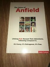 EDDIE COTTON - THE VOICE OF ANFIELD (1996 PAPERBACK)(VG COND)