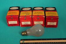 Vintage PHILIPS 'PHOTOLITA' 275w PHOTOFLOOD boxed Studio LIGHT BULB(bayonet fit)