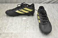 **Adidas Freak Carbon Low EE7119 Football Cleats, Men's Size 8 - Black