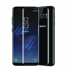 Full Curved Samsung Galaxy S8 PLUS Tempered Glass Screen Protector - CLEAR
