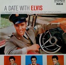 Elvis PRESLEY LP (vinile) - A Date With Elvis-LSP 2011