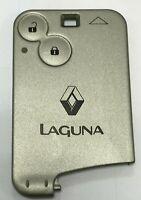 Coque clé carte Renault Laguna 2 * espace 4 * velsatis * boitier 2 Boutons