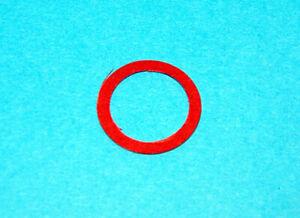 TRIUMPH inner fibre gasket oilpressurevalve dichtung E1670 70-1670