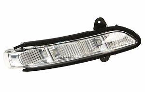 Mercedes CL550 CL600 E320 E350 E550 S550 Right Door Mirror Turn Signal Light OEM