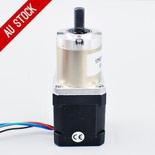 51:1 Planetary Gearbox High Torque Nema 17 Stepper 1.68A CNC Robot 3D Printer