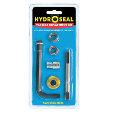 HydroSeal Tap Seat Reseating Kit   Replace worn damaged taps