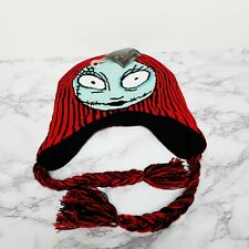 Disney | Womens One Size Fits All Nightmare Before Christmas Sally Braids Beanie