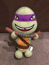 Teenage Mutant Ninja Turtles - Donatello -  20cm Plush Soft Toy TMNT - Brand New