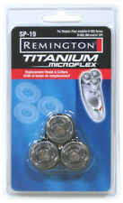 Remington SP-19 Replacement Shaver Heads F / R-830 / R-835 / R-842 / R-843