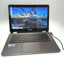 """ASUS Zenbook UX360 Convertible 13.3"""" m3-6Y30 .9GHz 8GB 512GB SSD #16934 c7120"""