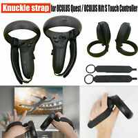 Adjustable Knuckle Strap for OCULUS Quest / Rift S Touch Controller Accessories