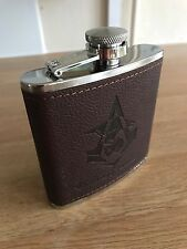 New Sealed Assassin's Creed Syndicate Big Ben Edition London Rooks Hip Flask