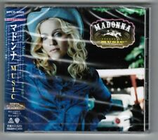 Sealed MADONNA Music JAPAN CD WPCR-10900 w/OB(spine faded) 1st issue Free S&H/PP