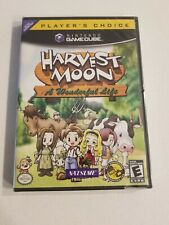Harvest Moon Nintendo GameCube (NEW / SEALED)