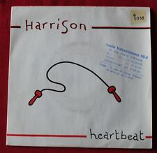 Harrison, heart beat / everybody dance, SP - 45 tours