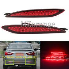 For Hyundai Sonata 8th 2011 2012 2013 2014 LED Rear Bumper Light Reflector Brake