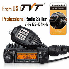 TYT TH-9000D 60W VHF 150-160MHz Car Truck Mobile Ham Radio Transceiver CTCSS/DCS