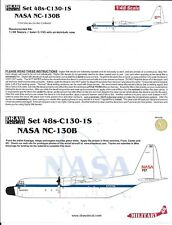 DRAW DECAL NASA NC-130B  Decals 1/48   48s-C130-1S  DO